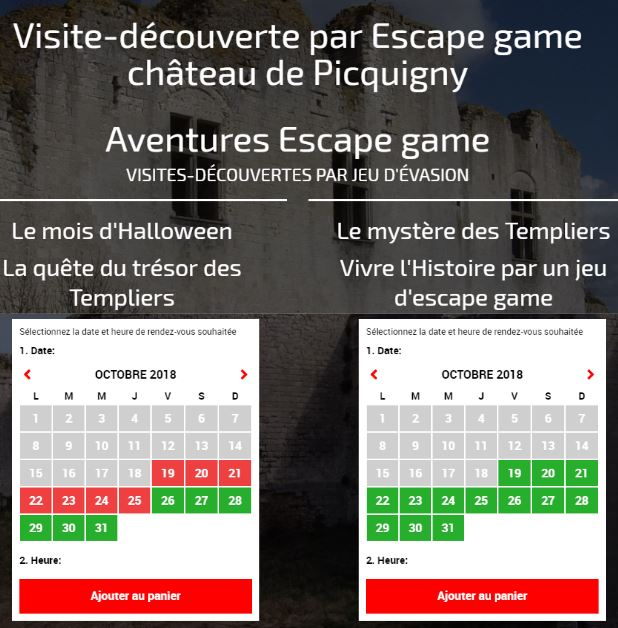 hallooween escape game